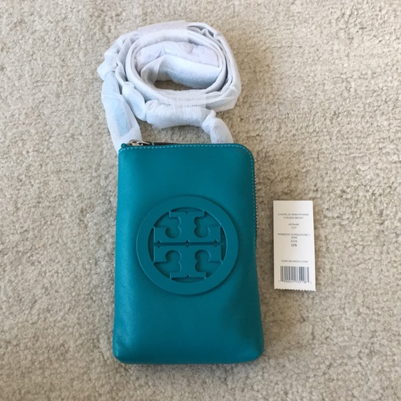 35d03a194d0 Tory Burch Phone cross body new with tag